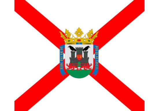 Comprar bandera de Vitoria