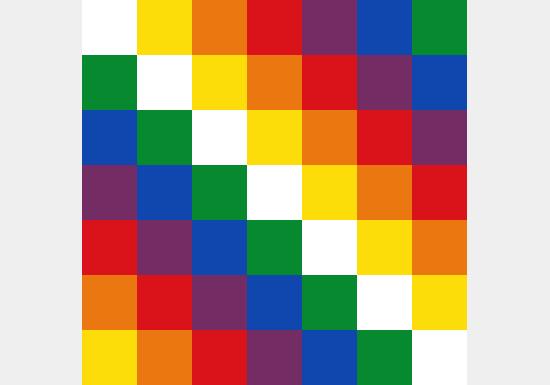 comprar bandera wiphala