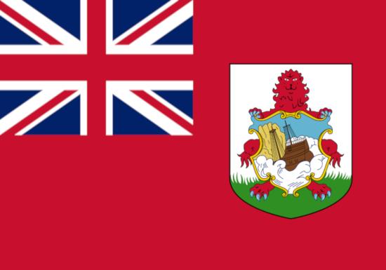 Comprar bandera de Bermudas