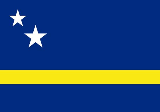Comprar bandera de Curazao