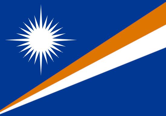 Comprar bandera de Islas Marshall