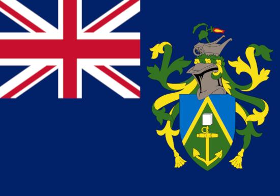 Comprar bandera de Islas Pitcairn