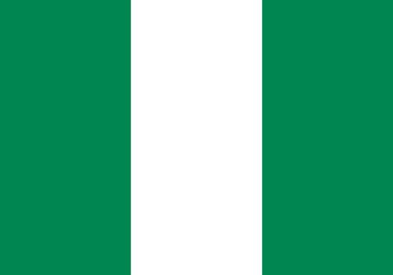 Comprar bandera de Nigeria