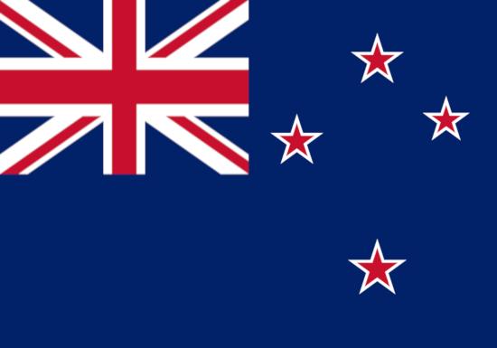 Comprar bandera de Nueva Zelanda