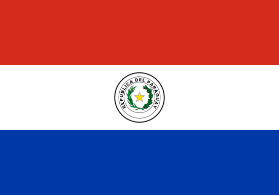 Comprar bandera de Paraguay