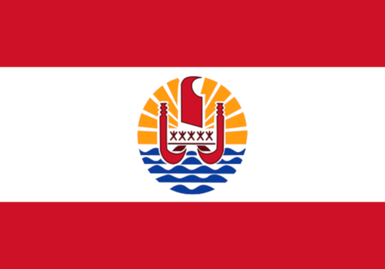 Comprar bandera de Polinesia Francesa