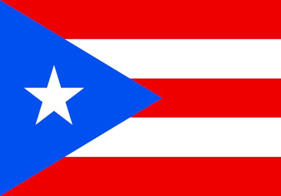 Comprar bandera de Puerto Rico