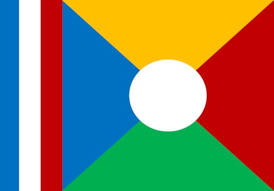 Comprar bandera de Reunión