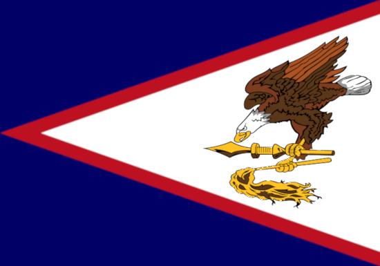 Comprar bandera de Samoa Americana