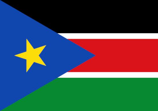 Comprar bandera de Sudán del Sur