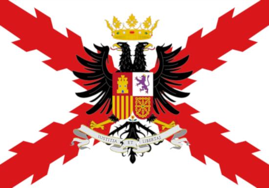 Comprar bandera de los Tercios Españoles