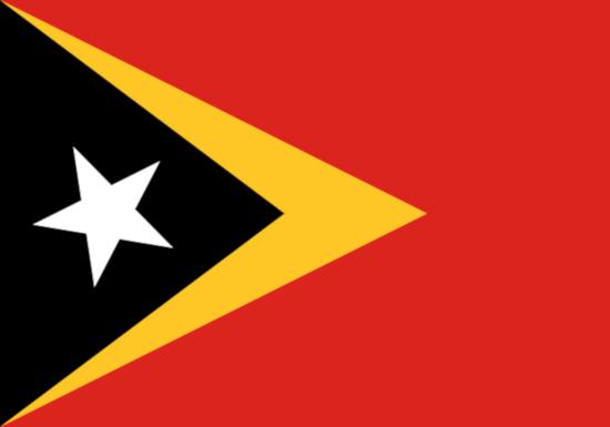 Comprar bandera de Timor Oriental