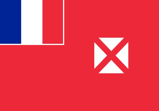 Comprar bandera de Wallis y Futuna